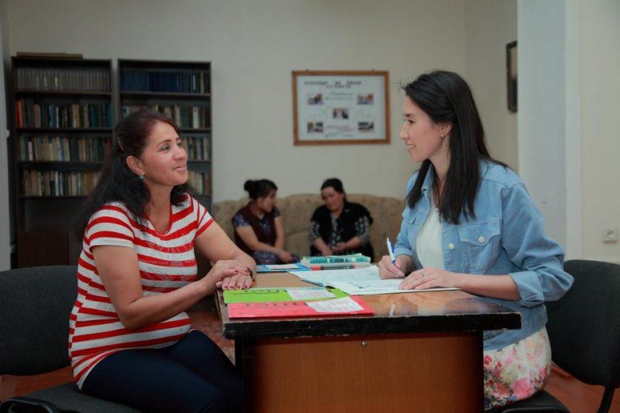 Enhancing women's rights in Uzbekistan