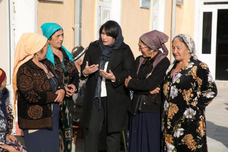 women's rights, Uzbekistan