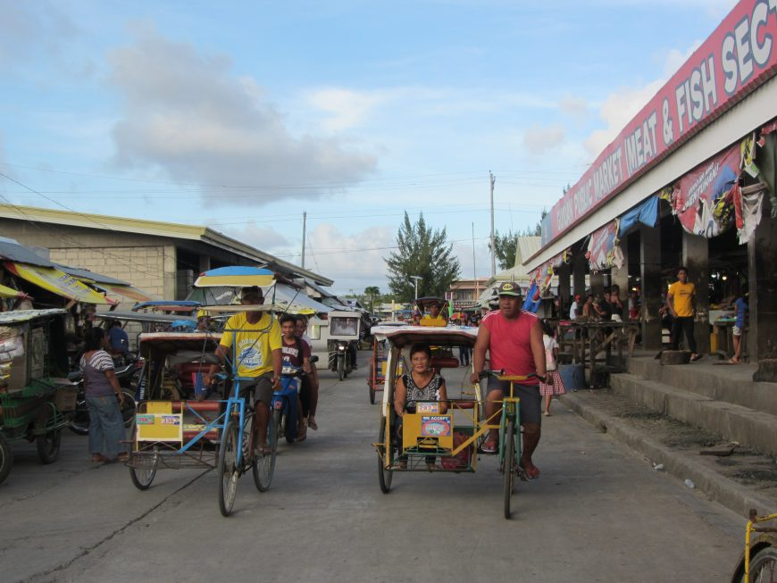 Restarting livelihoods in the Philippines