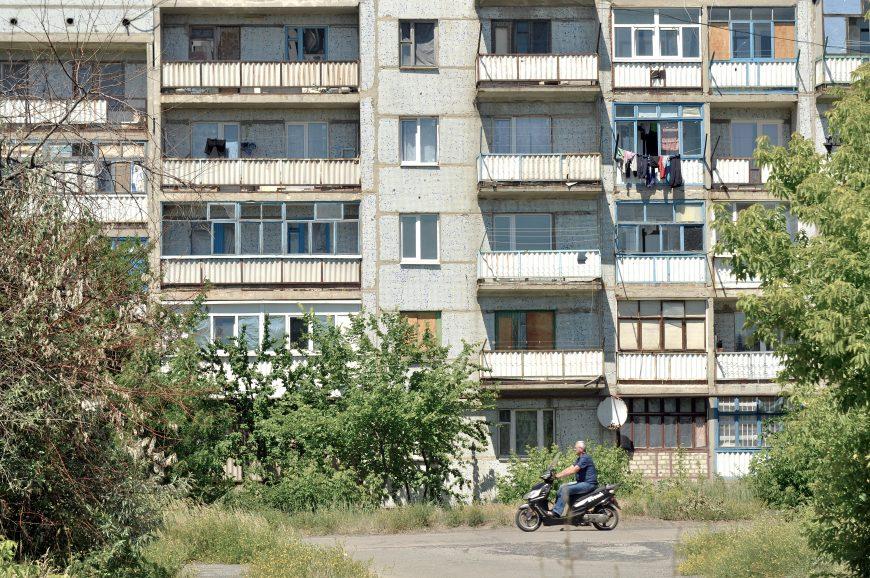 Ukraine Damage
