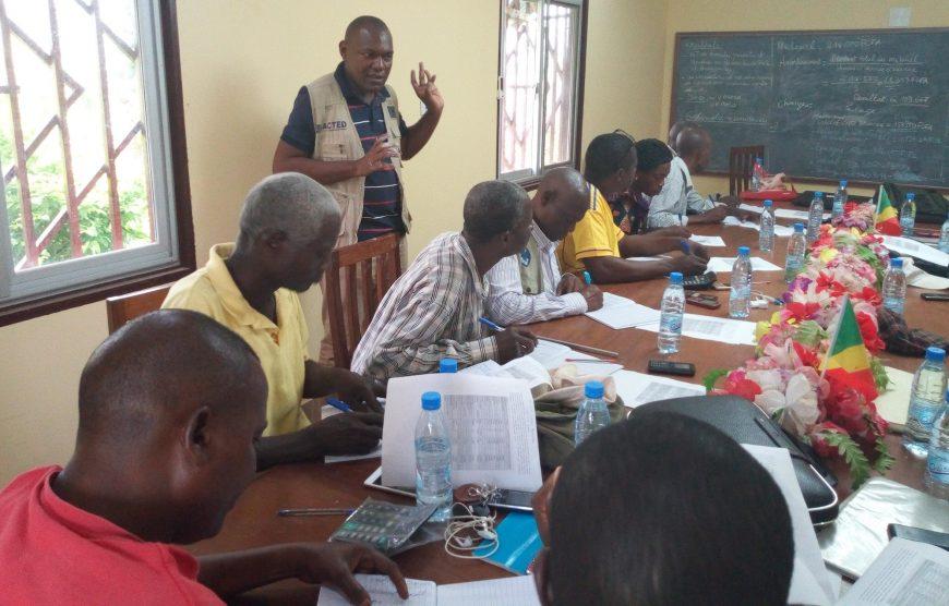 Formation des membres des institutions de microfinance à une meilleure analyse de la demande des crédits faite par les promoteurs d'initiatives économiques locales.