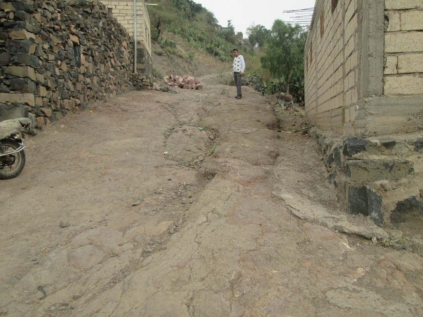 ACTED's projects in Yemen have targeted: roads, schools, health facilities, agricultural infrastructures, shallow wells, community water networks (including drinking water) and water storage.