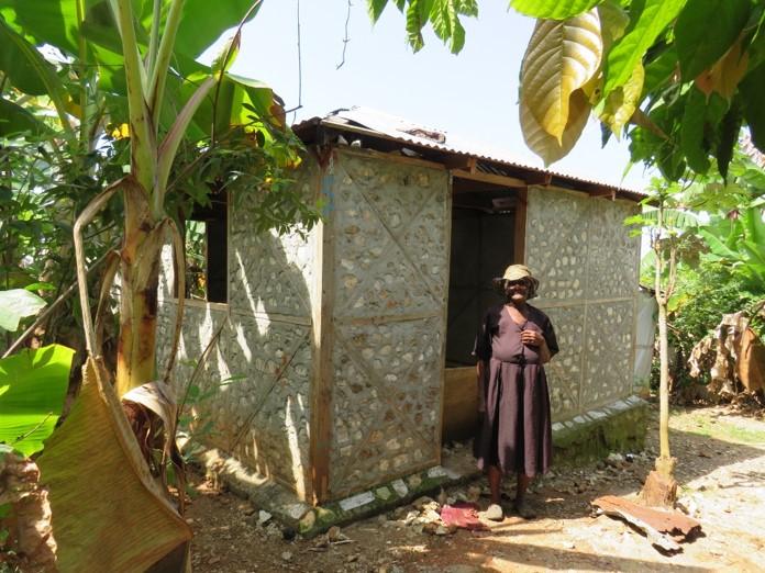 Les bénéficiaires sont encouragés à participer à la finalisation de leur nouvelle habitation