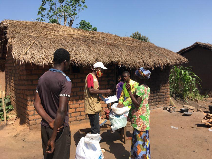 République centrafricaine distributions de kits