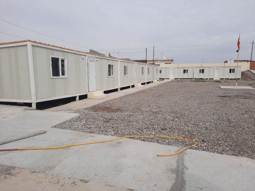 Iraq rehabilitating schools