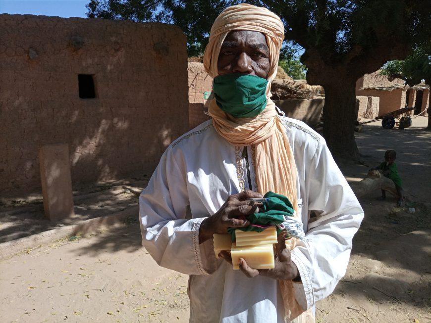 sud-ouest Niger covid-19 kits