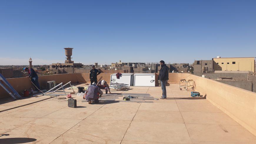 Libya rehabilitation