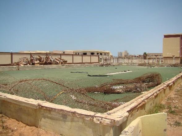 Liba rehabilitation infrastructures