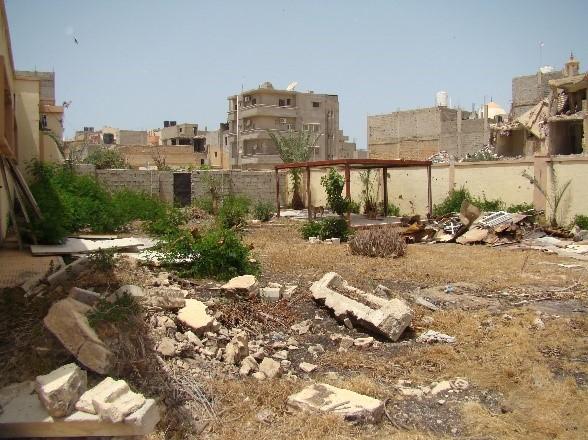 Libya rehabilitation school