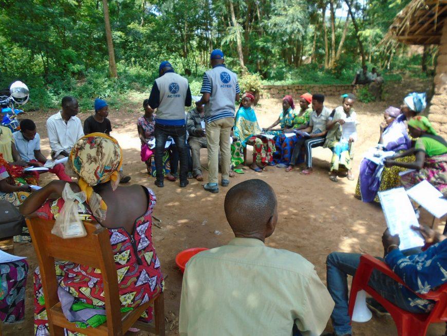 Catastrophes naturelles RDC