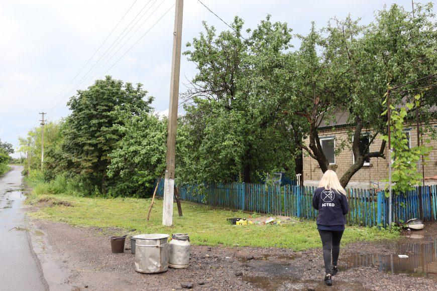 food security eastern Ukraine